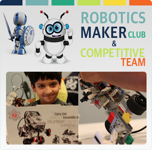 Robotics Maker Club – Competitive Team